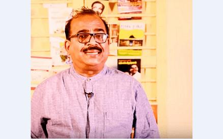 தமிழை கொலை செய்யும் ஊடகங்கள்! நாஞ்சில் சம்பத் 'நறநற!!'