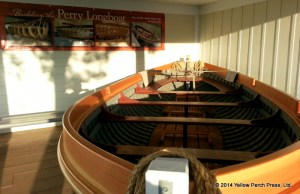 Perry's Longboat Put in Bay
