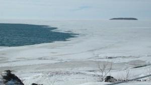 Green Island open water