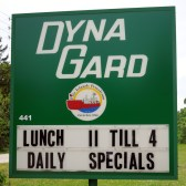 Lunch Special Put in Bay