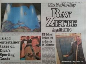 Put in Bay Gazette