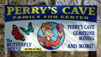 Perry's Cave Put in Bay