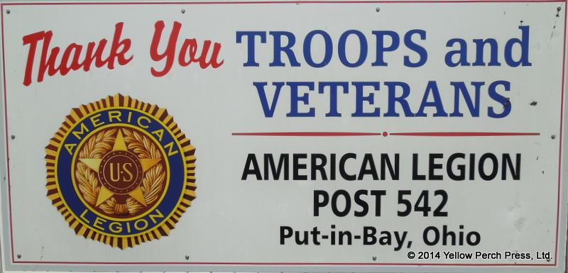 Bass Islands Veterans