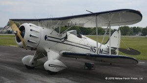 Put in Bay biplane