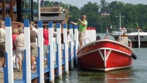 Boardwalk Harbor Launch
