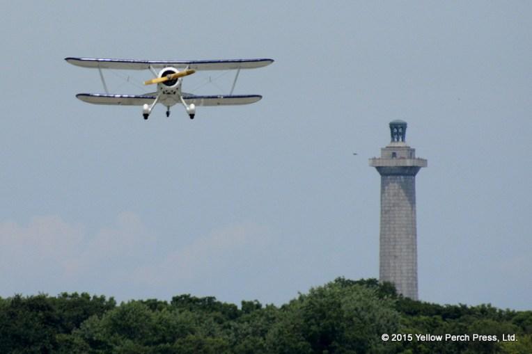 Bi-plane Perry Monument