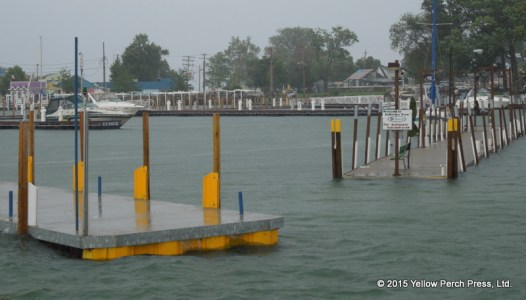 high water Put in Bay