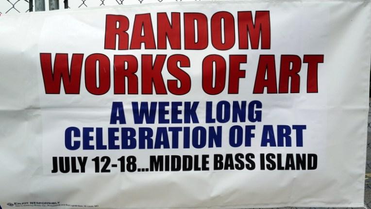 Middle Bass Art