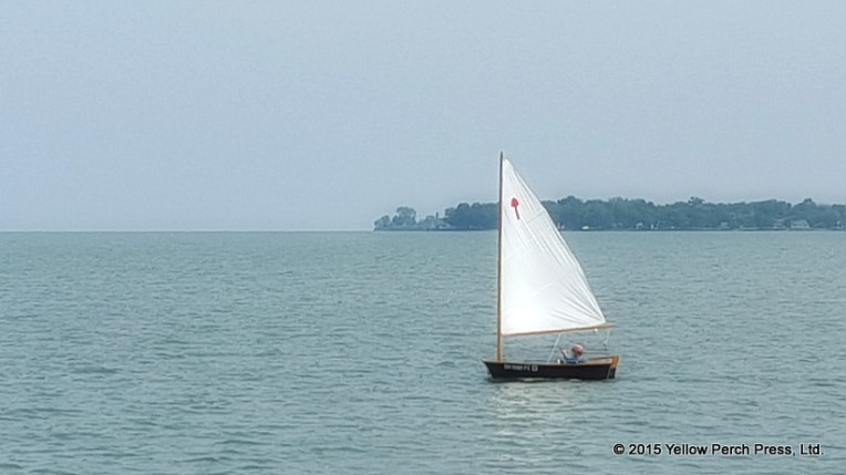 sailing Put in Bay