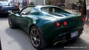 Lotus cars Put in Bay