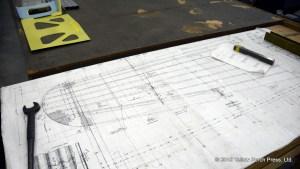 Tri-Motor blueprint
