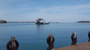 Middle Bass Island ferry