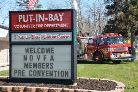 Fire Department Put in Bay
