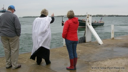 Put in Bay Blessing of Fleet