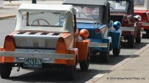 Midget Motor Kit Car