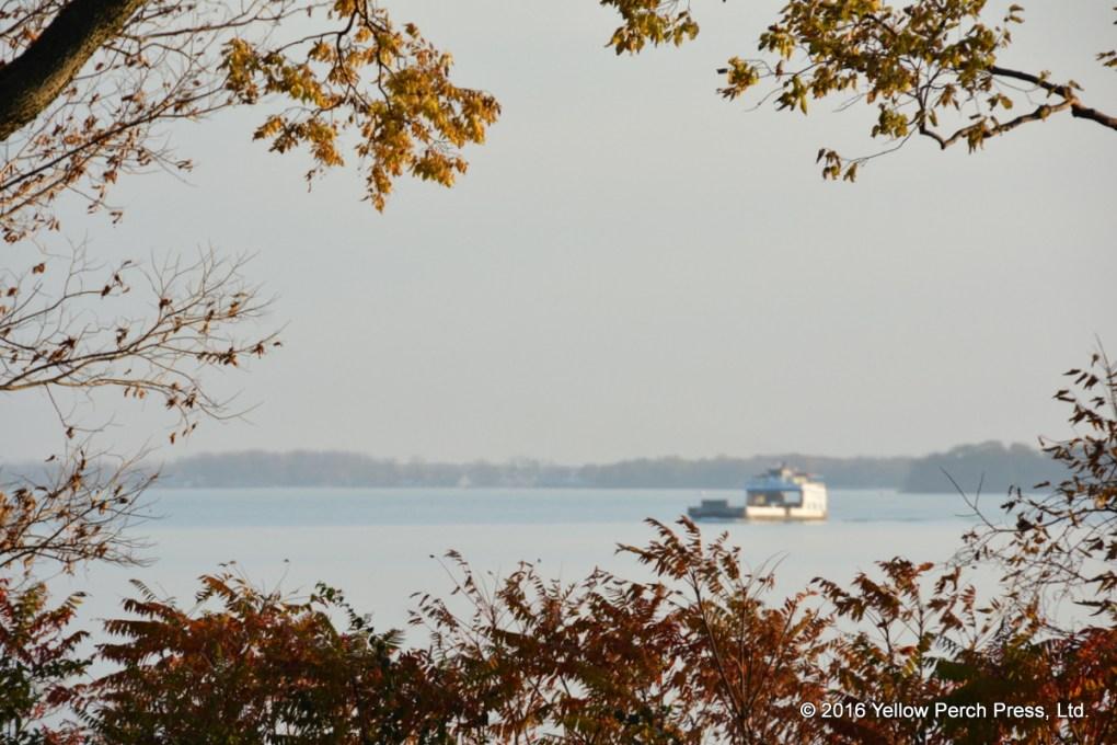 Lake Erie Miller Ferry