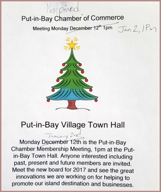Put in Bay Chamber of Commerce