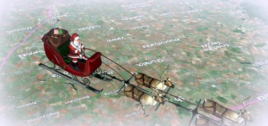 Santa Tracker