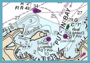 Lake Erie Navigation