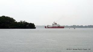 Coast Gurard Cutter Mackinaw