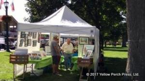 Art in the Park Put in Bay
