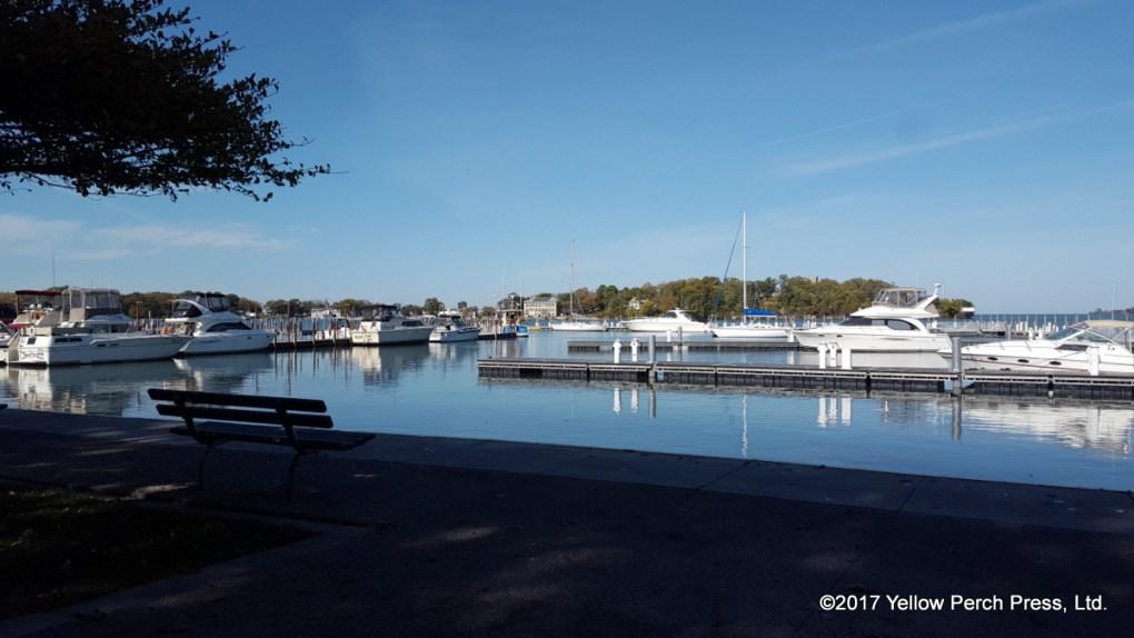 public docks Put in Bay