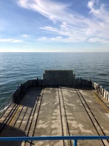 Miller Ferry deck