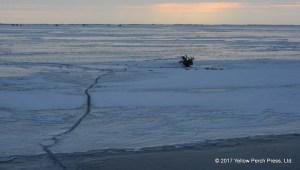 Lake Erie ice