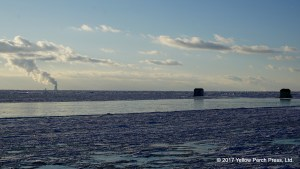 Lake Erie Ice Put in Bay