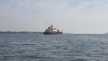 USCG Cutter 214
