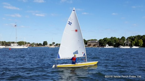 Put in Bay sailing