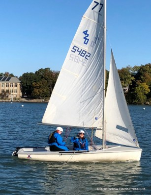 Put-in-Bay School SailingTeam