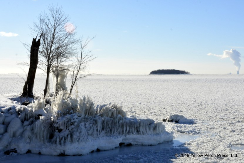 West Shore ice