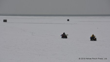 ice shanty
