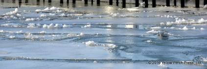 ice at Put in Bay