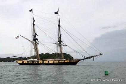 Niagara sail ship