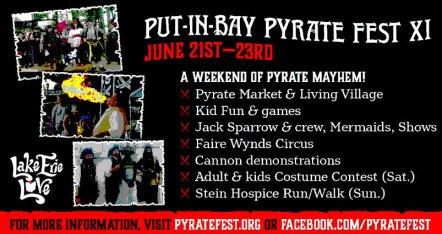 Put in Bay Pirates
