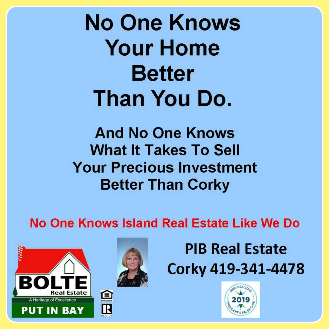 Put in Bay Realty