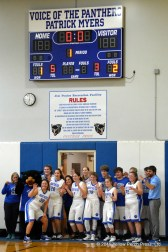 Put in Bay Panther Basketball