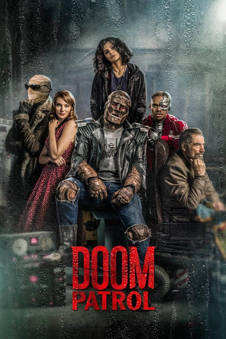Doom Patrol S1 (2019) Subtitle Indonesia
