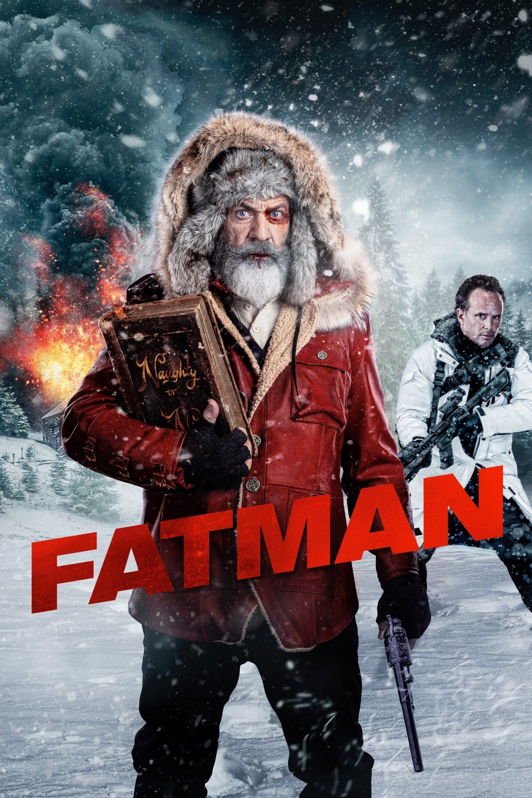 Fatman (2020) Subtitle Indonesia