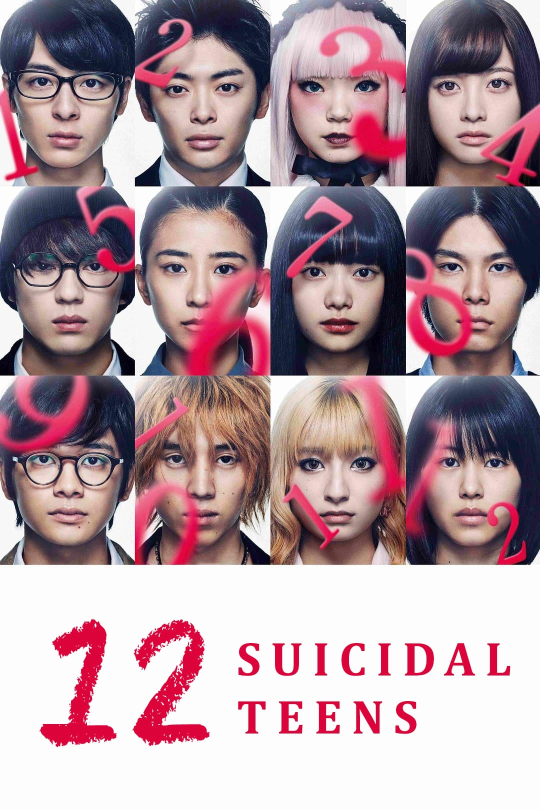 12 Suicidal Teens (2019) Subtitle Indonesia