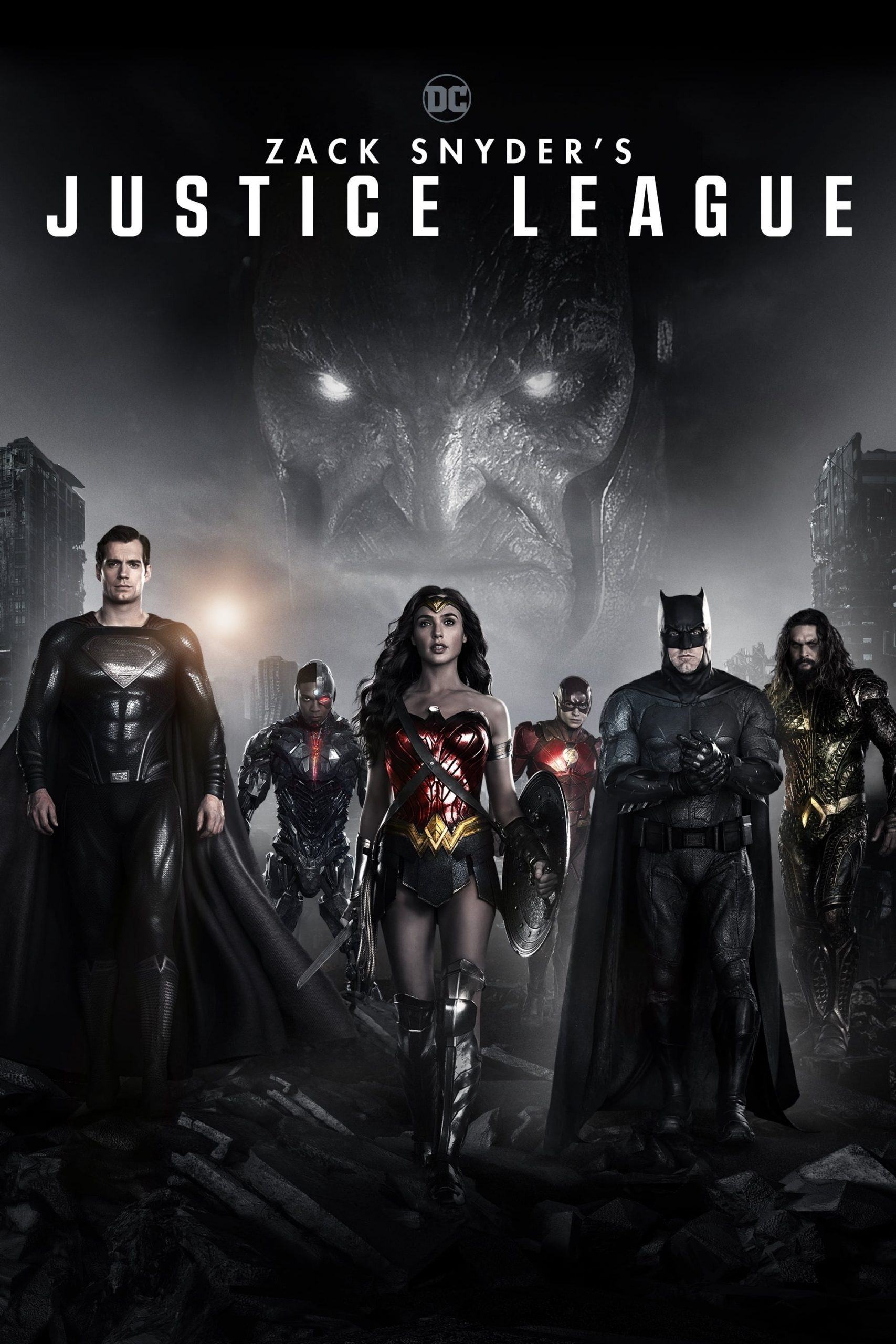 Zack Snyder's Justice League (2021) Subtitle Indonesia