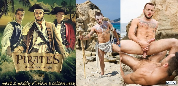 PIRATES A GAY XXX PARODY PART 2