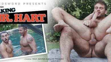 Photo of Breaking Mr. Hart – Episódio 1 – Dean Phoenix fucks Max Adonis – Bareback