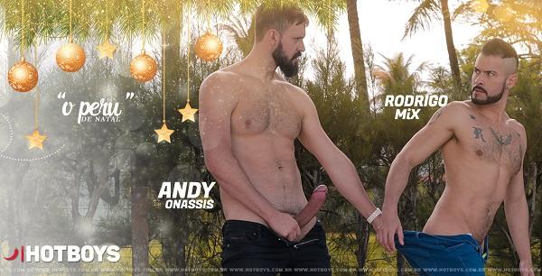 HotBoys - Atraidos pelo Natal - Parte 1 - Andy Onassis e Rodrigo Mix