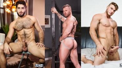 Photo of PornHub divulga lista dos 10 atores do pornô gay mais buscados em 2018