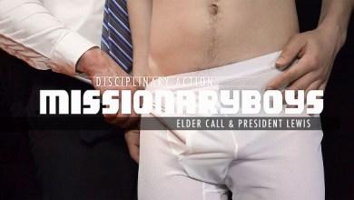 Photo of Missionary Boys – Elder Call – Disciplinary Action – Bareback