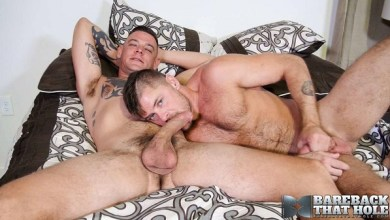 Photo of BarebackThatHole – Jace Chambers e Jack Andy – Bareback
