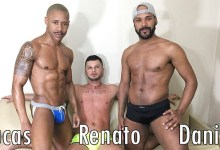 Photo of MundoMais – Daniel Carioca, Lucas Safado & Renato Kalahari